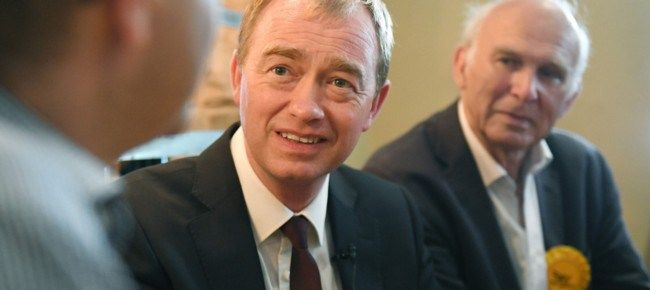 The Liberal Democrats are preparing to support the Conservative Party once again, and I told you it would happen. Despite the protestations of party leader Tim Farron, before the election, that the…