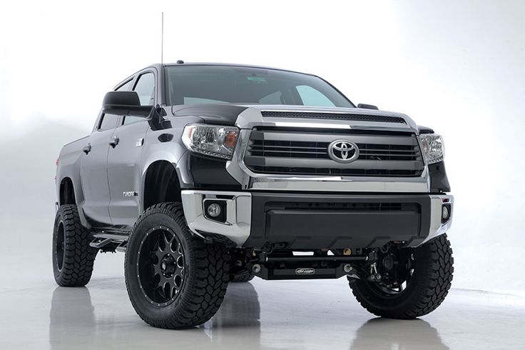 2014 tundra by toyota lifted by dsi with black lrg wheels. Black Bedroom Furniture Sets. Home Design Ideas