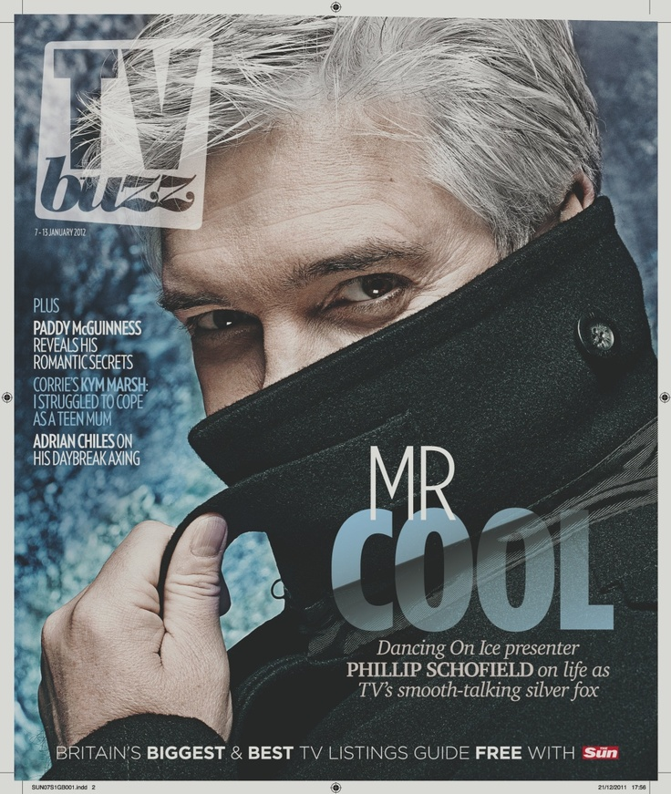 Phillip Schofield by John Wright