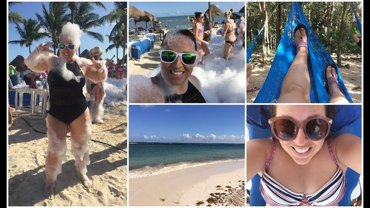 MEXICO - my FIRST FOAM PARTY ever (Day 5 to 8)