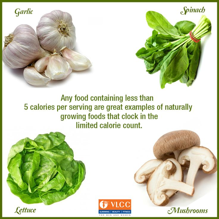 #DidYouKnow: These foods are calorie free!