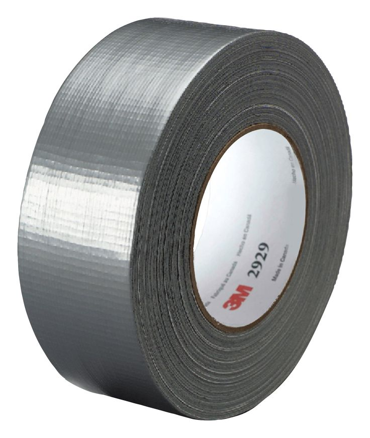 There's about 2 feet of this wrapped around one of the Nalgene bottles.  3M Utility Duct Tape 2929 Silver, 1.88 in x 50 yd 5.8 mils (Pack of 1)