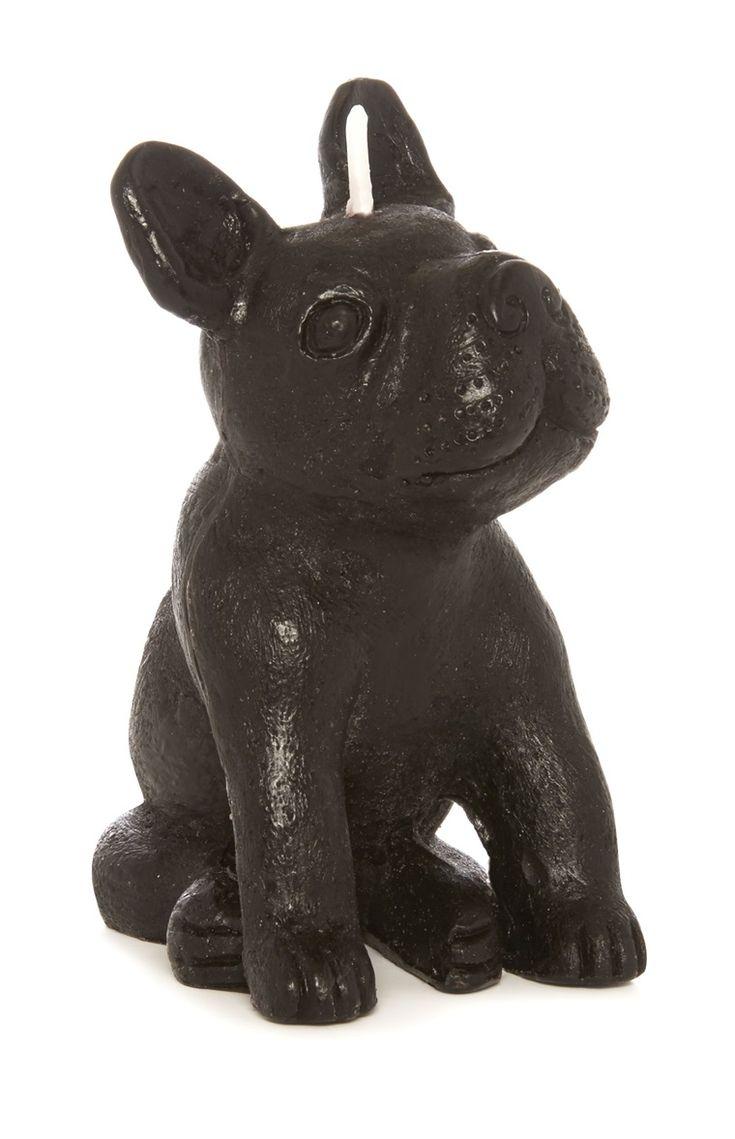 Primark - French Bulldog Candle