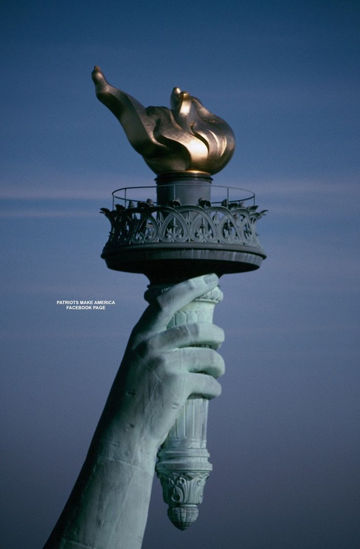 The Statue of Liberty • New York City