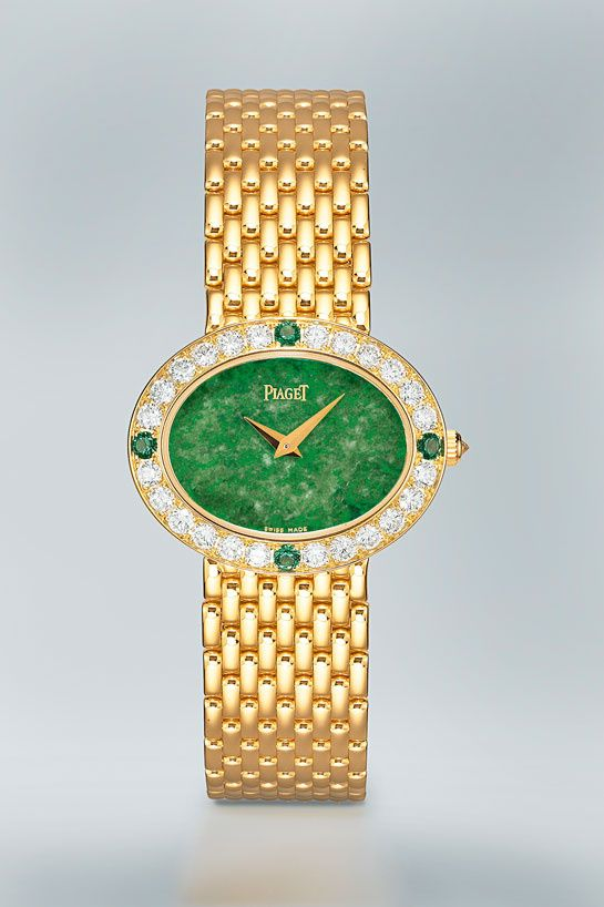 Photo: Jackie Kennedy's Piaget Polo watch