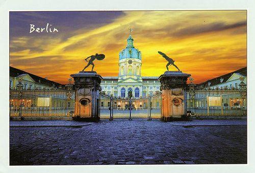 Charlottenberg Palace - Berlin, Germany  by jasmine8559, via Flickr