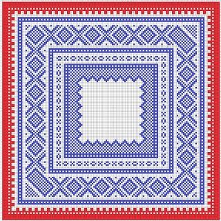 Norwegian Knitting Chart Inspiration
