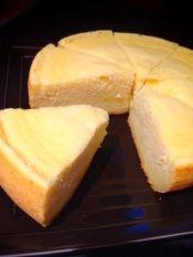 炊飯器で簡単!しっとりふんわりチーズスフレケーキ レシピ・作り方 by うさきょん2336|楽天レシピ