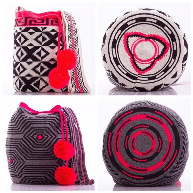 Premium Wayuu Mochila bag