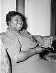 """Hattie McDaniel    Born June 10, 1895 McDaniel is best known for playing """"Mammy"""" in """"Gone With the Wind,"""" a role that won her an Academy Award for Best Supporting Actress. McDaniel was the first African American to win an academy award and this was quite a triumph, considering that this occurred in 1939."""