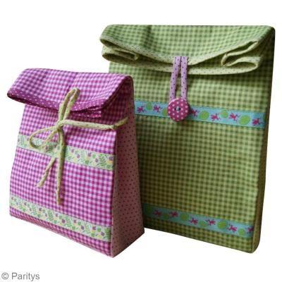 Tuto : Fabriquer un lunch bag