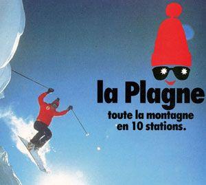 Histoire de La Plagne www.skibug.co.uk