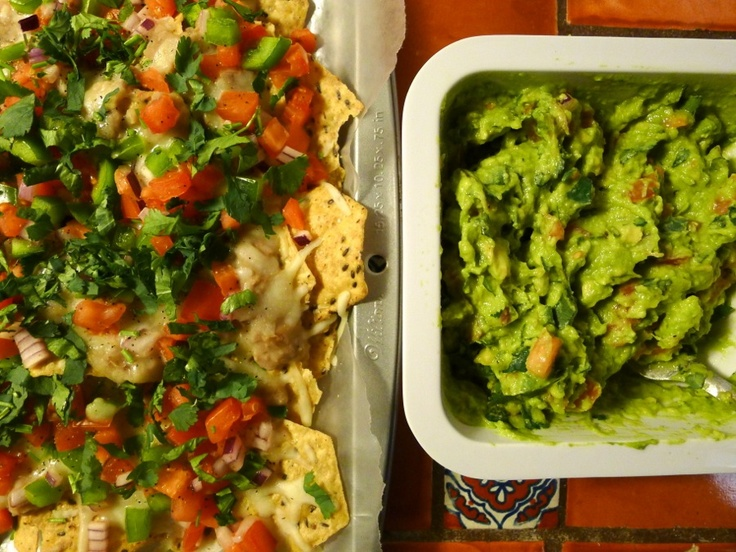 Emeril's Crazy Nachos Recipes — Dishmaps
