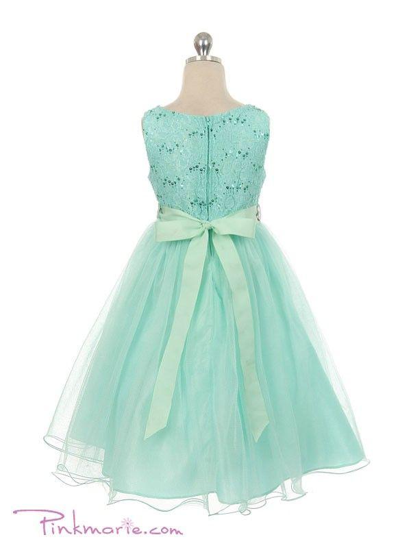 Grey Beautiful Elegant Tulle Girl Dress