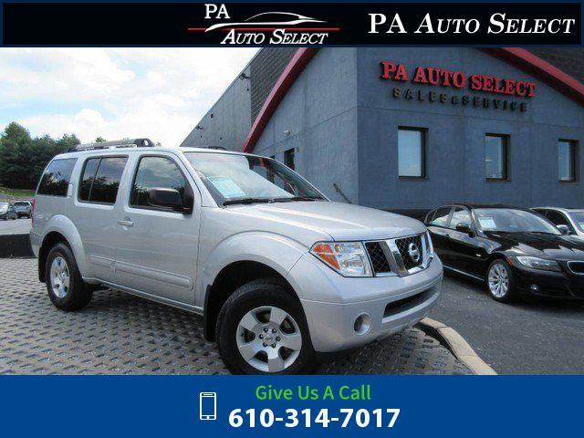 2007 *Nissan*  *Pathfinder* *SE* *4.0* *V6* *4x4*  127k miles $8,995 127148 miles 610-314-7017 Transmission: Automatic  #Nissan #Pathfinder SE #used #cars #PAAutoSelect #Downingtown #PA #tapcars