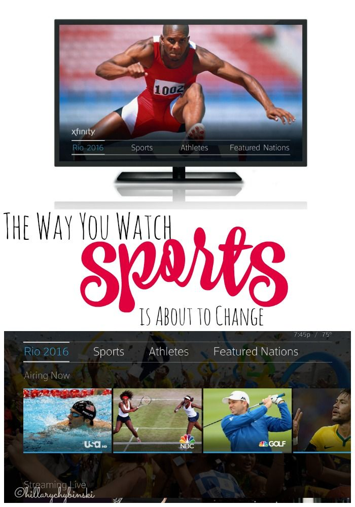 6e89765763c The Way You Watch Sports Is About to Change