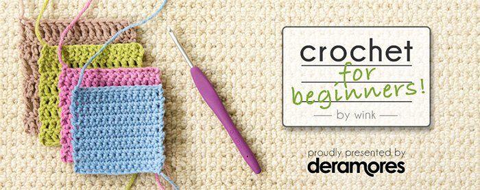 Crochet for begineers part one