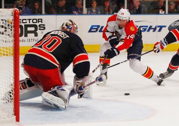 Predicting the Studs and Duds of the 2012 Stanley Cup Playoffs: Florida Panthers STUD: Tomas Fleischmann