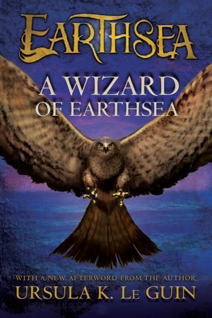 A Wizard of Earthsea (Earthsea Cycle,1) Ged, the greatest sorcerer in all Earthsea, was called Sparrowhawk in his reckless youth.  Hungry for power and knowledge, Sparrowhawk tampered with long-held secrets and loosed a terrible shadow upon the world. This is the tale of his testing, how he mastered the mighty words of power, tamed an ancient dragon, and crossed death's threshold to restore the balance.