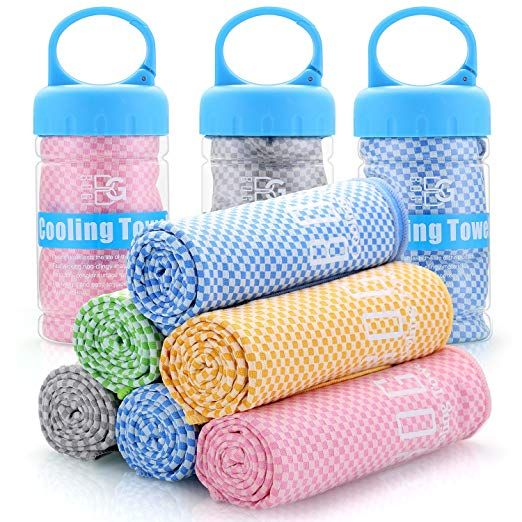 Bogi Cooling Towel For Instant Cooling 40 X12 Use As Cooling