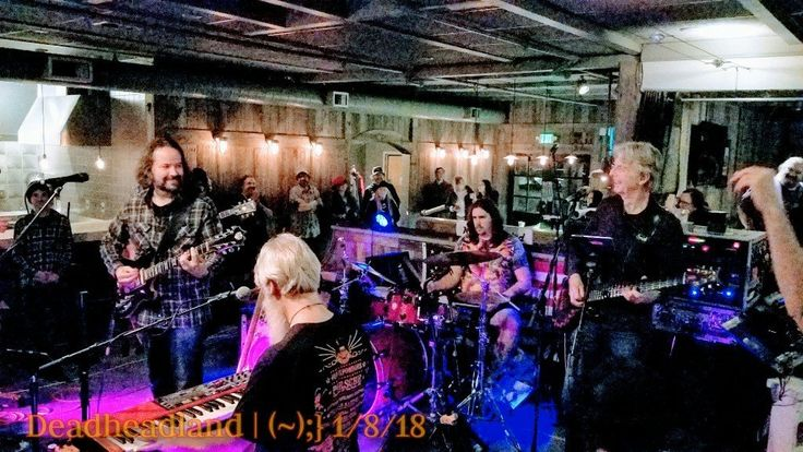 Setlist & Video: Phil Lesh and Friends, Dead of Winter 2018 One of Four   Monday January 8 2018