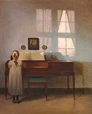 It's About Time: Interiors by Danish Artist Peter Vilhelm Ilsted 1861-1933