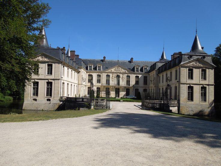 Château d'Ermenonville, 30Km NE of Paris, France