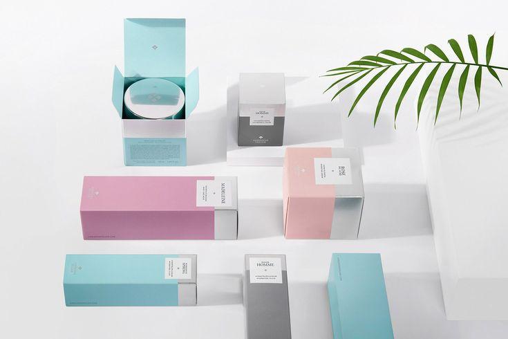 Adrienne Feller packaging design by @Cymetriq