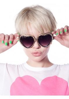 60's Collection Famous Hippie Oversized Round Sunglasses | Shades ...