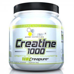 Creatina Creapure 1000 300 tablete Olimp Sport Nutrition