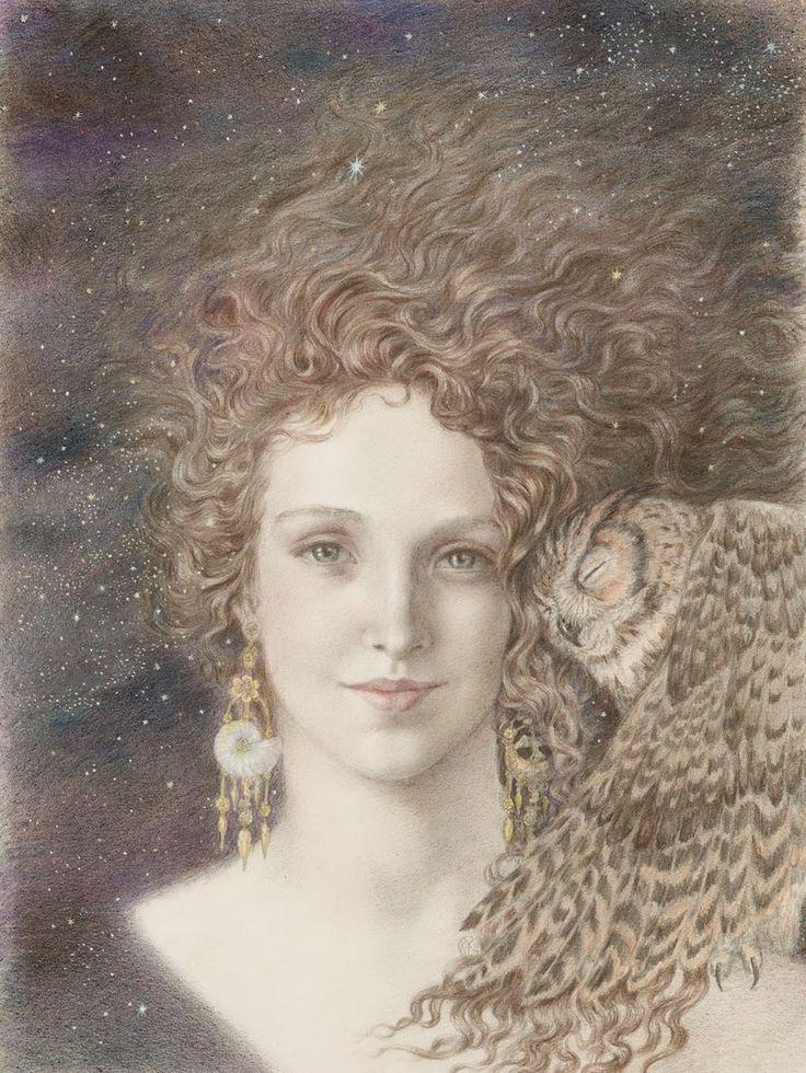 Kinuko Craft, 1940 ~ Fantasy painter | Tutt'Art@ | Pittura * Scultura * Poesia * Musica |