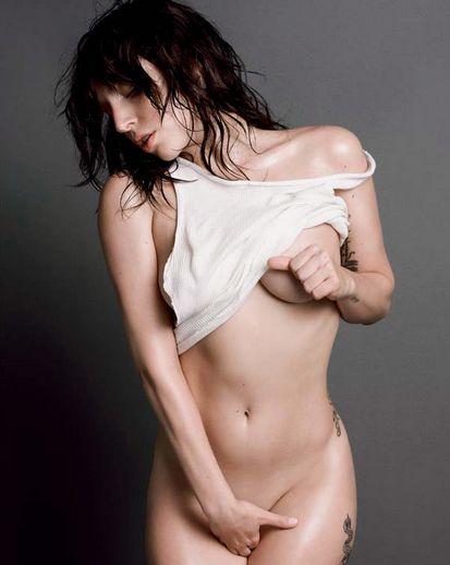 Lady Gaga S Pussy 45