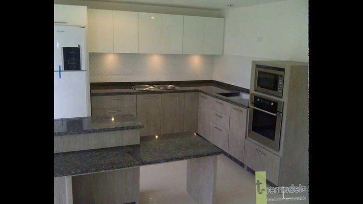 Remodelación de apartamentos pequeños. Una cocina Moderna y funcional