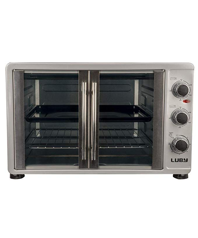 Amazon Com Luby Extra Large 55l French Door Convection Toaster