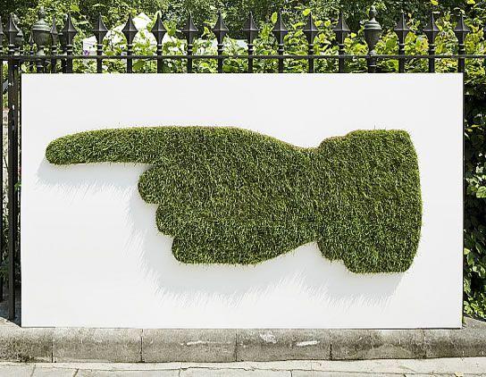 grass signage branding - Google Search