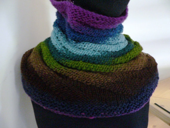 Connie's Cowl  pdf pattern only by uniqueboutiqueknits on Etsy, $3.00