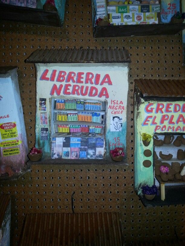 Libreria Neruda