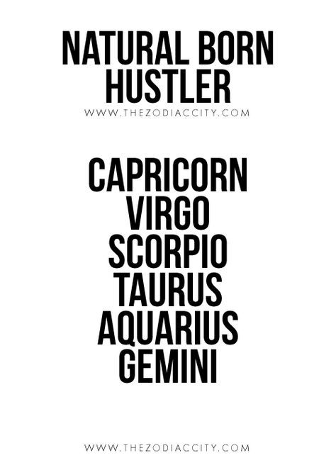 ARE YOU ON THE LIST? Want to see more? Head over to TheZodiacCity.com. I'm the first , obviously