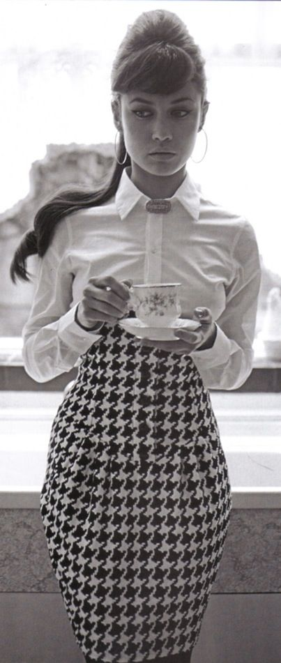 Olga Kurylenko Vogue Italia Fashion Photography