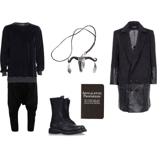 """""""CULT"""" by black-blessed on Polyvore"""
