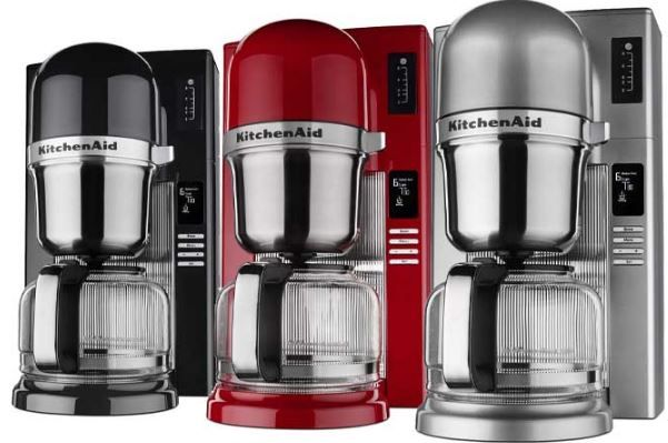 kitchenaid KCM0802OB coffee maker review
