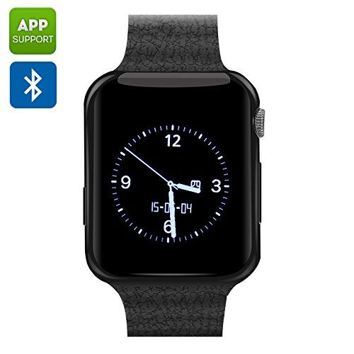 "Bluetooth Wrist Watch Mobile ""ZenGear"" - Heart Rate Monitor, Pedometer, Bluetooth 4.0, SIM Card Slot, App Support (Black) Unknown http://www.amazon.com/dp/B00Z4DBU4I/ref=cm_sw_r_pi_dp_izFZvb1F2S4RQ"