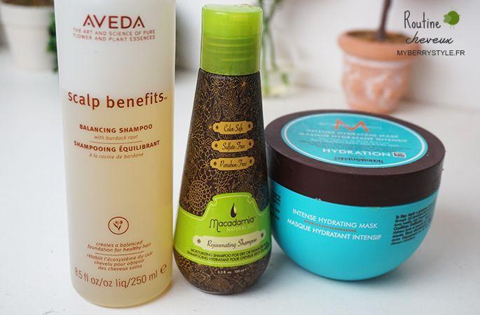 Ma routine parfaite contre le cuir chevelu gras et les pointes sèches | MyBerryStyle | Blog beauté Grenoble