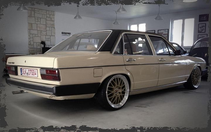 Very lovely Audi 100