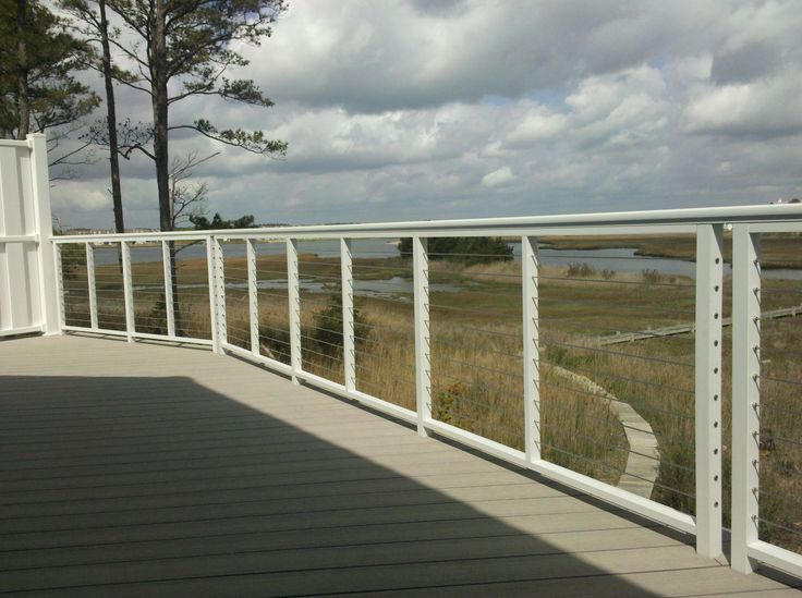 Best Cable Railing With White Aluminum Cable Railing Cable 640 x 480