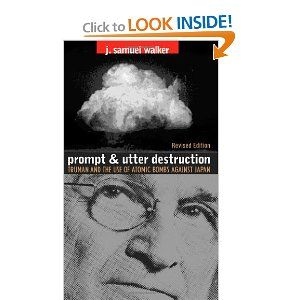 analysis of prompt and utter destruction The alternative for japan is prompt and utter destruction  includes analysis of  us, chinese, korean prisoner casualties, and international.