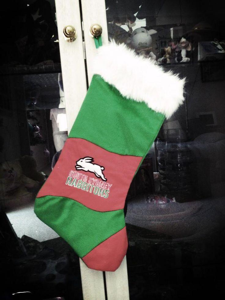 Christmas stocking. Thanks to @Jeannie128