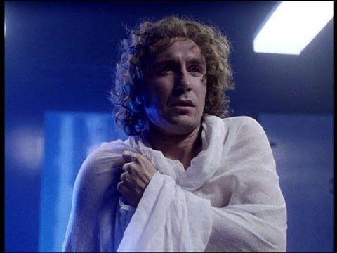 paul mcgann | The Eighth Doctor - Paul McGann - Doctor Who - BBC - YouTube
