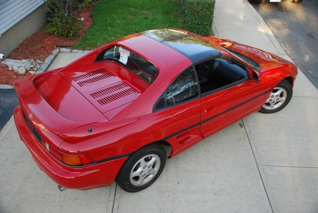 1991 TOYOTA MR2  Car  Toyota MR2  Pinterest  Pictures of Of