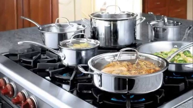 17 Best Images About Best Stainless Steel Cookware On